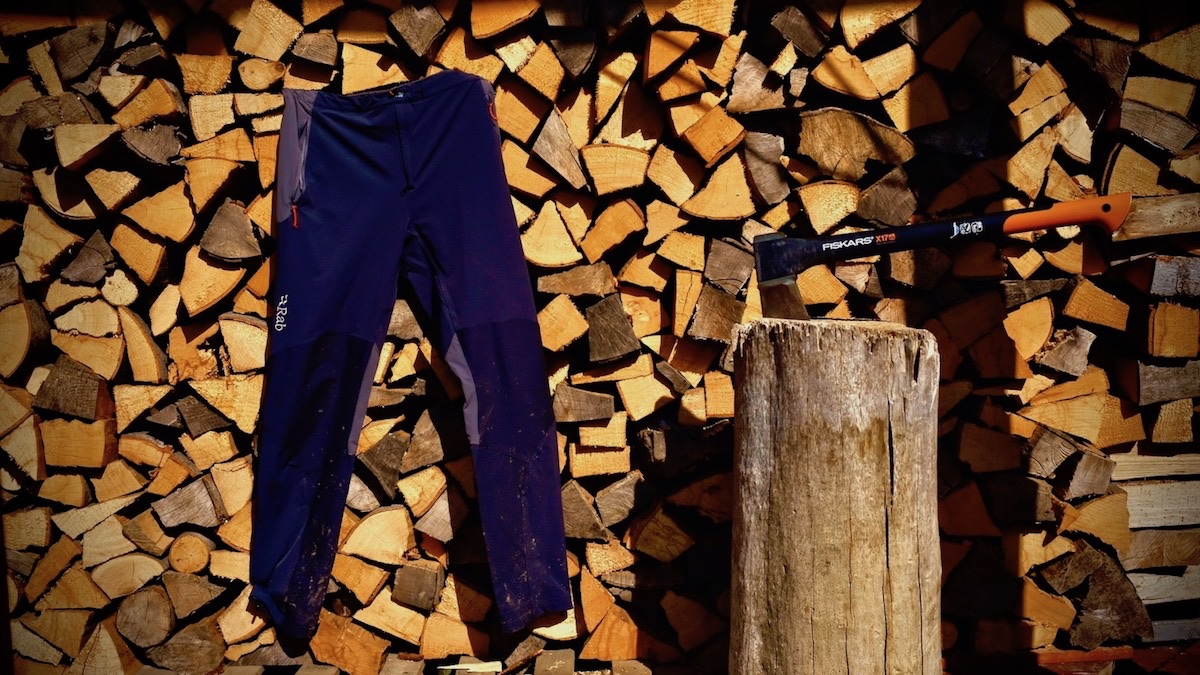 Kalhoty Rab Torque