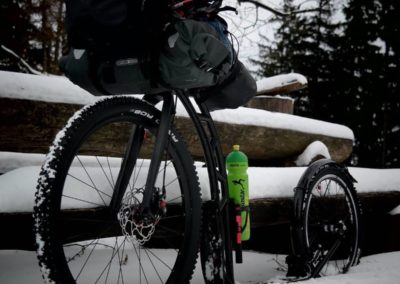 bikepacking polesi