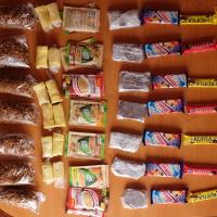 Hardangervidda jídlo