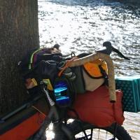 Po Vltavské cyklistické cestě