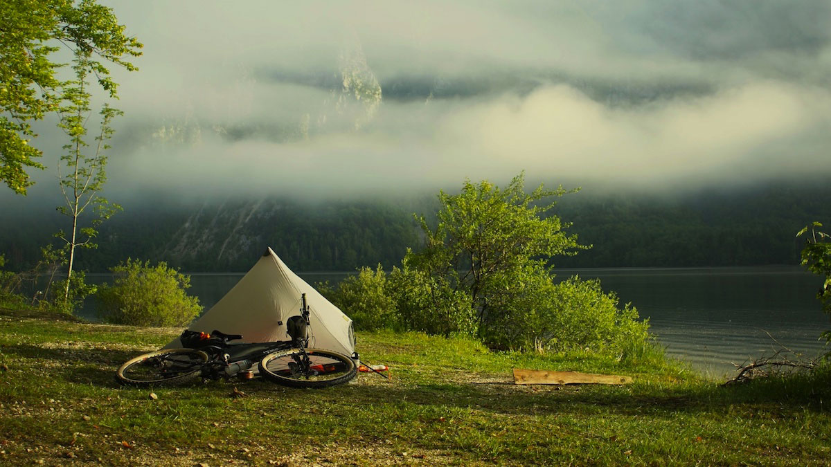 Slovinský bikepacking