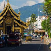 Cesta po jihovýchodní Asii