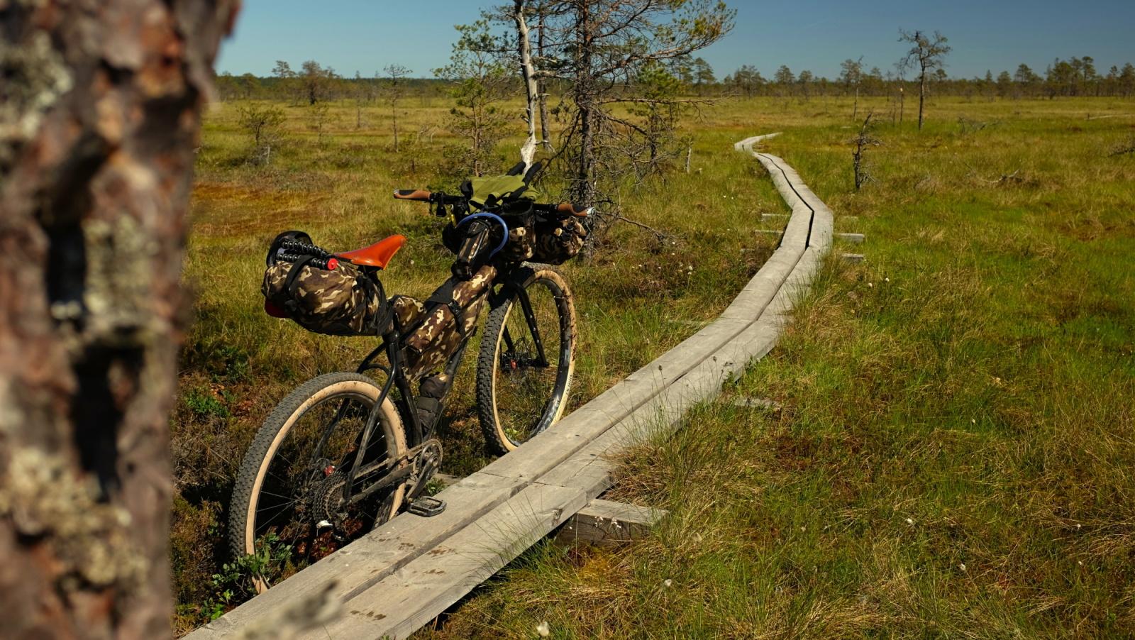 oandu ikla trail