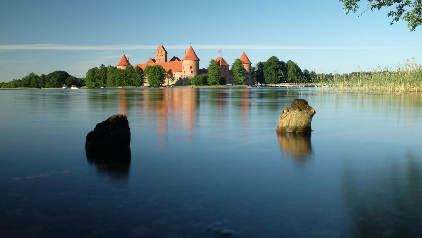 trakai hrad