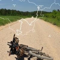 Litva: Hydra trail