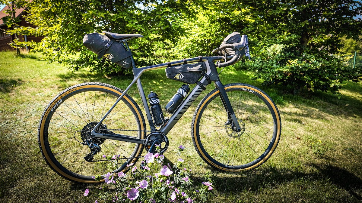 Test: Apidura Racing Series