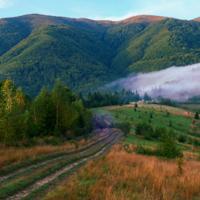 Ukrajinské Karpaty necestou