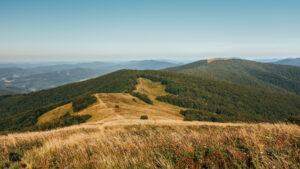 hrebenovka poloniny