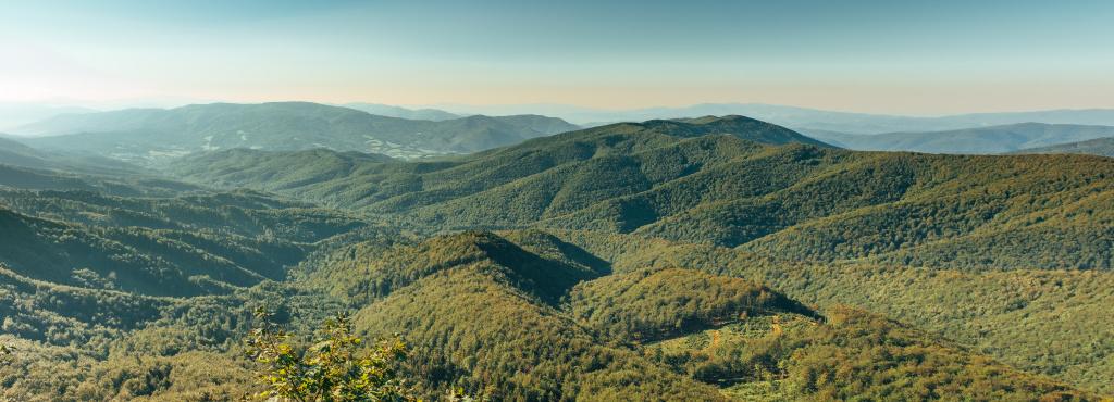 np poloniny panorama